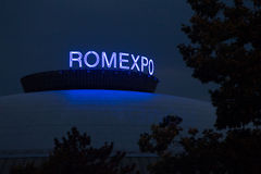 Romexpo Stock Photography