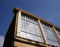 Romford Building 2. This is an office/retail building in Romford royalty free stock photos