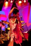 Romi Anauel, Terrakota, Hanover, 17 May 2009 Royalty Free Stock Image