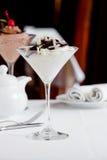Romig dessert Royalty-vrije Stock Foto's