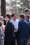romney перчатки Стоковое Изображение RF