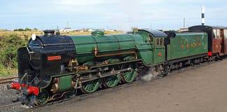 Romney Hythe e estrada de ferro de Dymchurch Foto de Stock