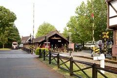 Romney linia kolejowa Fotografia Stock