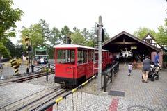 Romney linii kolejowej stacja Fotografia Royalty Free