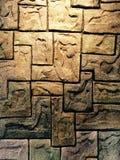 rompecabezas de la pared Foto de archivo