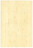Rompecabezas de madera Fotografía de archivo