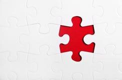 Rompecabezas de rompecabezas Imagen de archivo libre de regalías