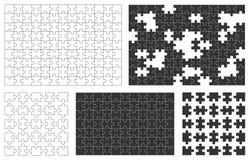 Rompecabezas de rompecabezas ilustración del vector