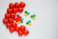 Rompecabezas del juguete de los niños Imágenes de archivo libres de regalías