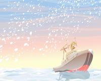 Rompehielos en Ant3artida