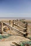 Rompeolas de la protección de la costa foto de archivo libre de regalías