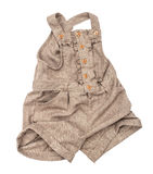 Rompers tweed Royalty Free Stock Photography