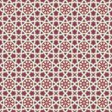 Rompuktonmodus: Aziatisch Geometrisch Vectorart octagonal design vector illustratie