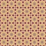 Rompuktonmodus: Aziatisch Geometrisch Vectorart octagonal design royalty-vrije illustratie