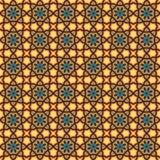 Rompuktonmodus: Aziatisch Geometrisch Vectorart octagonal design stock illustratie