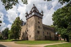 Romrod Hesse Alemania del castillo Foto de archivo