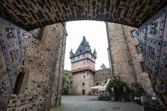 Romrod Hesse Alemania del castillo Fotografía de archivo