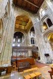 Romsey Abbey South Transept C Fotografía de archivo libre de regalías