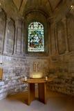 Romsey Abbey St Anne Chapel Foto de archivo