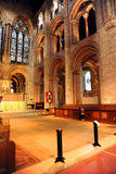 Romsey Cathedral, Hampshire, England. Stock Photography