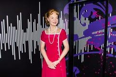 Romy Schneider-Wachsfigur, Madame Tussauds Museum Wien stockfotos