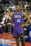 Ron Artest Hand auf Hüften Lizenzfreie Stockfotos