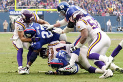 Ron Dayne, New York Giants Στοκ φωτογραφίες με δικαίωμα ελεύθερης χρήσης