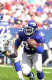 Ron Dayne New York Giants royalty free stock image
