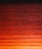 Ron en staal Het roodgloeiende ijzer gaat koelen was t Royalty-vrije Stock Foto's
