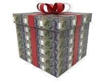 500 RON-geldgift stock afbeelding