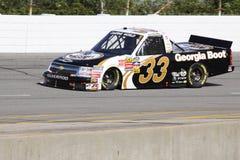 Ron Hornaday 33 Kwalificerende Reeksen ORP van de Vrachtwagen NASCAR Royalty-vrije Stock Foto