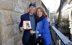Ron Howard Lizenzfreies Stockbild