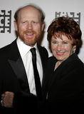 Ron Howard e Marion Ross Immagini Stock