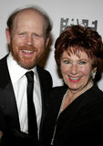 Ron Howard et Marion Ross Image stock