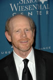 Ron Howard,Simon Wiesenthal Royalty Free Stock Image
