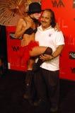 Ron Jeremy,Wes Borland Stock Photos