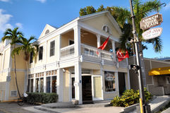 Ron Jon's surf shop Key West Florida. Image of Ron Jon's Surf shop, Key West Florida Stock Image
