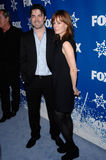 Ron Livingston,Rosemarie DeWitt Stock Photos