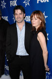 Ron Livingston,Rosemarie DeWitt Royalty Free Stock Photo