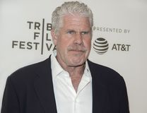 Ron Perlman at the 2018 Tribeca Film Festival Stock Image