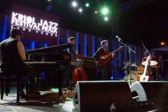 Ron Savage Trio (Berklee College of Music) USA Stock Image