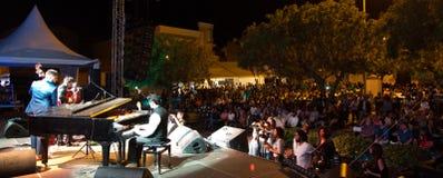 Ron Savage Trio (Berklee College of Music) USA Royalty Free Stock Photos