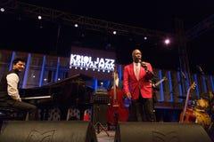 Ron Savage Trio (Berklee College of Music) USA Stock Photography