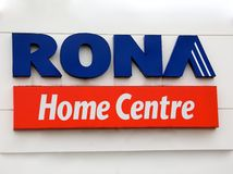 Rona Home Centre Stock Images