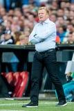 Ronald Koeman Manager Southampton FC Fotografia Stock Libera da Diritti