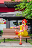 Ronald McDonald character Royalty Free Stock Images