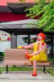 Ronald McDonald character Royalty Free Stock Images