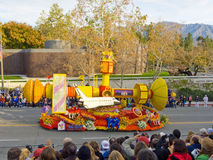 Ronald McDonald House Float Stock Photo