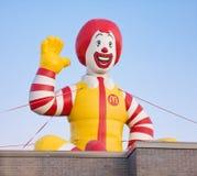 Ronald McDonald Inflatable Fotos de Stock Royalty Free