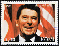 Ronald Reagan Stockbild